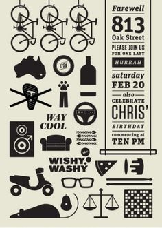 andybaron #event poster
