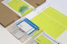 FFFFOUND! | Music CD Labeling | Fubiz™ #packaging
