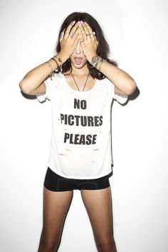No pictures please #inspiration #photography