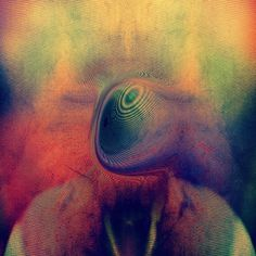 Leif Podhajsky's psychedelic graphics #design