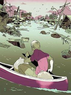FFFFOUND! | Tomer Hanuka #illustration
