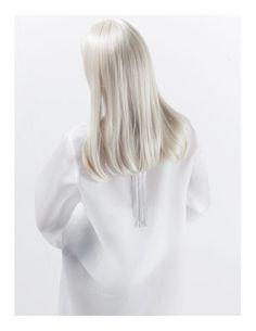 #hair #white