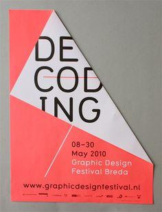Graphic Design Festival, Breda #graphic design #poster #festival #netherlands
