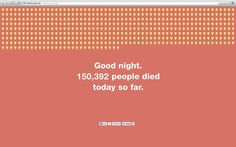 Have a nice day. #a #ux #prjt #nice #ui #have #day #deaths