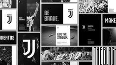 Juventus rebrand by Interbrand