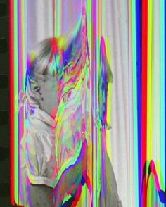 Sara Cwynar | PICDIT #analog #design #color #black #glitch #art