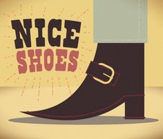 Murals on the Behance Network #print #vector #shoes