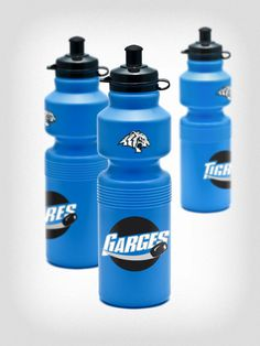 Tigres de garges roller hockey team #bottle