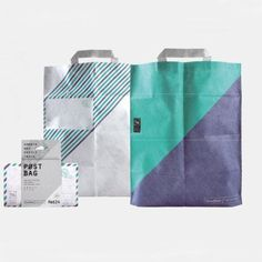 These bags and passport wallets are made of paper, yet they are 100% tear-proof & water resistant.