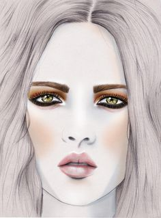 Coop x MAC Cosmetics   Kelly Thompson #kelly #thompson