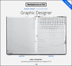 Notebook for Designers