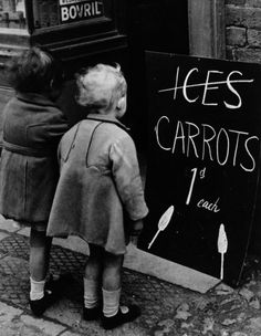 :( #photo #cream #kids #ice #children #carrots