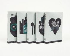 Good design makes me happy #cover #design #book #typography