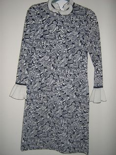 Dubuffet Goldworm Dress | Flickr - Photo Sharing! #dubuffet #dress