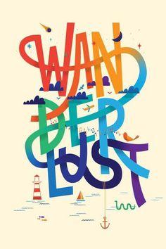 Chris Wharton lettering