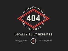 404 5 #layout #cyberweavers #web #404
