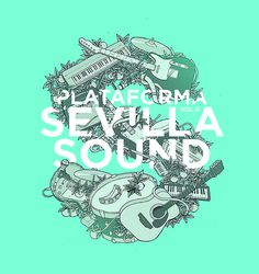 Plataforma Sevilla Sound #illustration #chio
