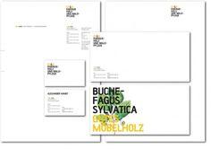 PORTFOLIO OF MARCEL FLEISCHMANN #stationary #identity #branding #typography
