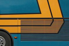 Eurobus by Taylor Holland » ISO50 Blog – The Blog of Scott Hansen (Tycho / ISO50) #taylor #holland #design #photography #eurobus
