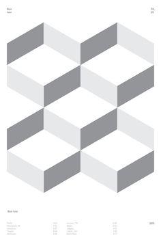 swissritual.ca #swissritual #graphic #design #minimal #music #grid #poster #swiss #illustration #BonIver