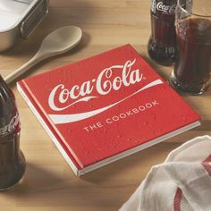Coca-Cola: The Cookbook #tech #flow #gadget #gift #ideas #cool