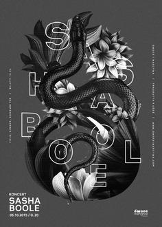 Sasha Bole poster