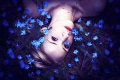 Artistic Aelf Portrait Photography Ideas by Amy Haslehurst #photography #portrait #femaleModel #fineArt #inspirations