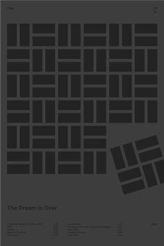 swissritual.ca #SwissRitual #graphic #design #minimal #music #grid #poster #swiss #illustration #Pup