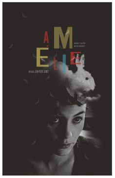 Amélie by Adam Juresko #film #movie #sheet #poster #one