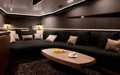 WANKEN - The Blog of Shelby White » Art of Kinetik Yacht #interior #modern #of #design #yacht #art #kinetik