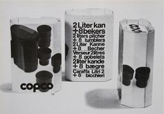 1960s | WANKEN - The Art & Design blog of Shelby White #white #60s #packaging #black #and