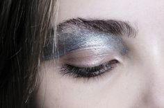 MOONMUD #silver #make #up #eye