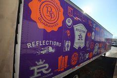 Reflections - brandonvanliere #icon #logo #vinyl #large