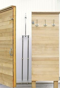 Steal This Look: Outdoor Shower : Remodelista #interior #design #decor #deco #decoration