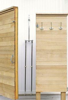 偷这一下:室外淋浴:Remodelista