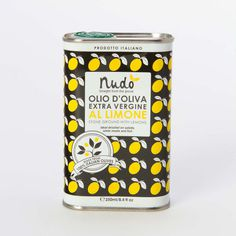 Olive oil packaging pattern #yellow #olive #nudo