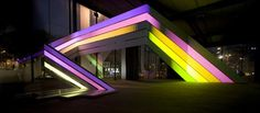 Onestep Creative - The Blog of Josh McDonald #lightrails #interactive #lights #strukt