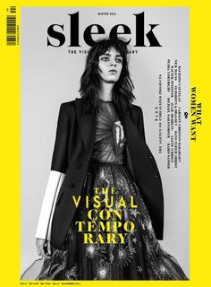 Mario Lombardo – Sleek Magazine #44