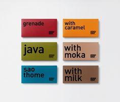 * Chocolat Factory ruiz+company #packaging #typography