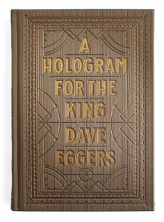 A Hologram for the King | Jessica Hische #type #lettering #book
