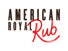 American Royal Rub #rub #meat #logo