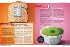 MagSpreads - Magazine Design and Editorial Inspiration: Australian Prevention Magazine #layout #magazine #typography