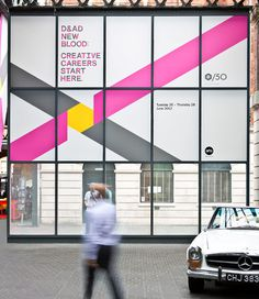 D&AD #pattern #branding #geometric #poster #hexagon
