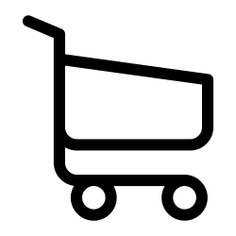 See more icon inspiration related to supermarket, shopping cart, commerce, shopping store and online store on Flaticon.