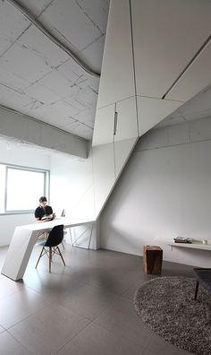 House Wing by AnLstudio + Heebon