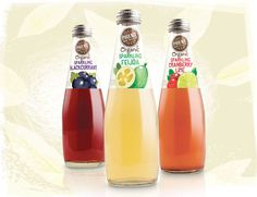 Phoenix Organic Beverage — The Dieline
