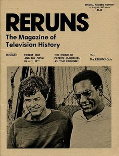 All sizes | Reruns: Volume 01, Issue 03 | Flickr - Photo Sharing! #television #bill #cover #cosby #magazine