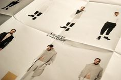 OSKAR, AW 2011, March fuhrer Fashion design | Studio Reizundrisiko, Contemporary Graphic Design, Switzerland #marc #fuhrer #design #switzerland #fashion