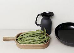 White, black, kitchen #kitchen #white #black