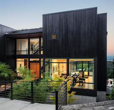 Music Box Residence by Scott Edwards Architecture